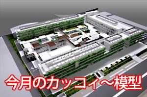 毎回最新の注目模型情報を掲載しています。構造模型 住宅模型 展示模型は必見の価値あり。